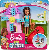 Барби Челси игра в мини гольф
