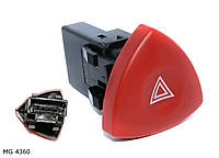 Включатель аварийной остановки на Renault Trafic  2001-> — MG (Польша) - MG 4360