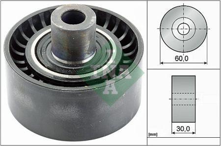 Обводной ролик PEUGEOT 207 CC (WD_) / CITROEN C5 III (RD_) / CITROEN C4 I (LC_) 1996-2016 г.