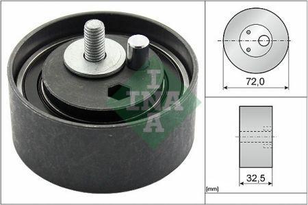 Натяжной ролик AUDI A6 (4B2, C5) / AUDI / AUDI / SKODA SUPERB I (3U4) / VW / VW 1994-2012 г.