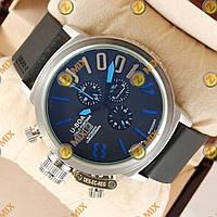 Часы U-boat Italo Fontana Silver-Black-blue