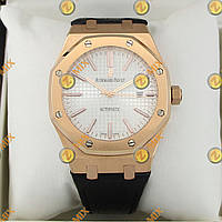 Часы Audemars Piguet ROYAL OAK Gold/White