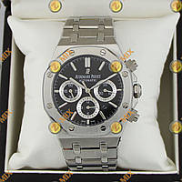 Часы Audemars Piguet ROYAL OAK Silver-Black