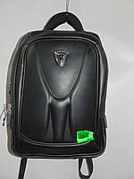 """Рюкзак мужской городской каркасный с USB переходником (43x34см) """"Twinkle"""" LG-1541"""