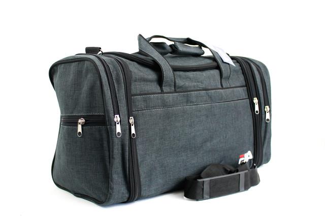 Вместительная дорожная сумка 180-1 (55+10х24х28)