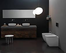 Підлогове біде GSG BRIO 52,5 см glossy Black (BRBI01002), фото 3