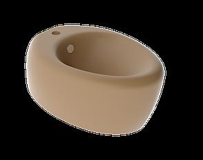 Підвісне біде GSG TOUCH 55 см matt Chestnut (TOBISO017), фото 2