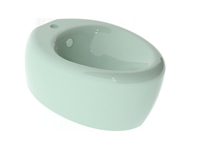 Підвісне біде GSG TOUCH 55 см glossy Water (TOBISO024)