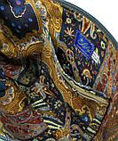 Джинсовая сумка КОТЕНОК С БАБОЧКОЙ, фото 4