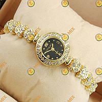 Часы King girl diamond Gold/Black