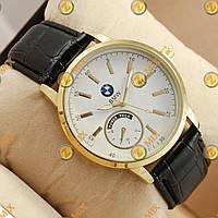 Часы BMW Gold/White