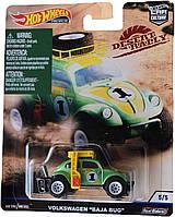 Коллекционная модель Hot Wheels Volkswagen Baja Bug