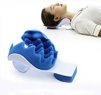 Релаксатор шеи и плеч Pillow blue