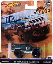 Коллекционная модель Hot Wheels  '88 Jeep Grand Wagoneer