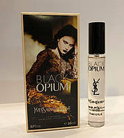 20 мл мини-парфюм YVES SAINT LAURENT BLACK OPIUM YSL (FOR WOMAN)