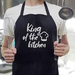 Кухонный фартук с надписью