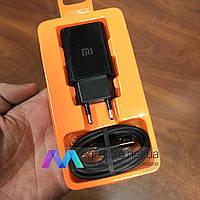 Сетевое зарядное устройство XIAOMI MI Travel Charger adapter сетевой адаптер для зарядки телефона сяоми черный