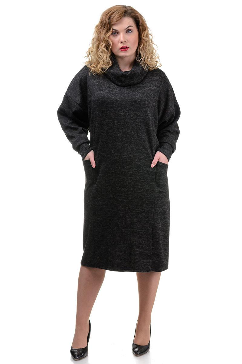 Классическое платье GRACE (черный)