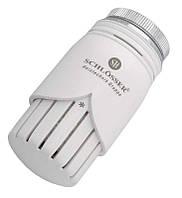 Термостатическая головка Schlosser SH Diamant белая