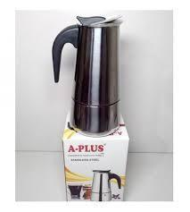 Гейзерная кофеварка 4 чашки A-PLUS AP-2087