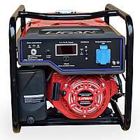 Электрогенератор газ-бензин Lifan LF2.8GF-7 LS (3,0 кВт, ел. стартер)