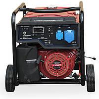 Генератор бензиновый Lifan LF5GF-4 LS (5,5 кВт, эл. стартер)