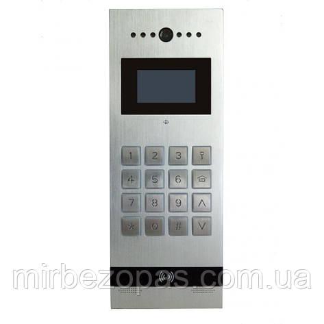 Вызывная панель Tantos TS-VPS-EM lux для многоквартирного домофона, фото 2