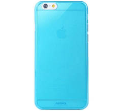 Чехол Remax для iPhone 6 Plus/6S Plus 0.5mm Blue PC