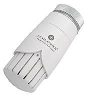 Термостатическая головка  Schlosser DR Diamant белая