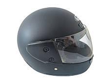 Шлем HF-101 Закритый/Черный(матовий) Размер: S , фото 3