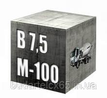 Бетон В7,5 (М 100)