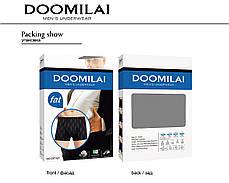 Мужские боксеры (батал) стрейчевые из бамбука  Марка  «DOOMILAI» Арт.D-01321, фото 2