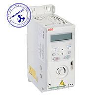 Преобразователь частоты ABB ACS150-03E-02A4-4 (380В, 0.75кВт)