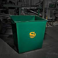 Мусорный бак (контейнер) 0,75 м3