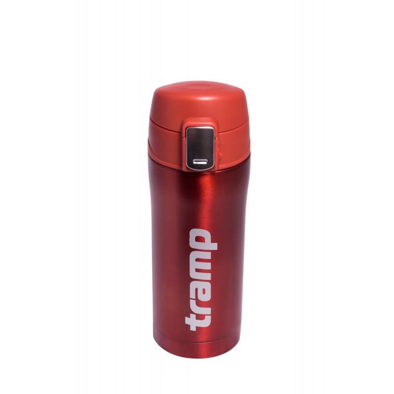 Термос Tramp 0,35 л (красный металлик)