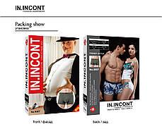 Мужские боксеры (батал) стрейчевые марка IN.INCONT Арт.9007, фото 2