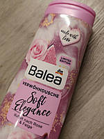 Женский Крем-гель для душа  Balea Cremedusche SOFT ELEGANCE Rose Feige LE 300ml Германия