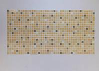 Панель ПВХ Регул Мозаїка Мікс коричневий 955х488 мм