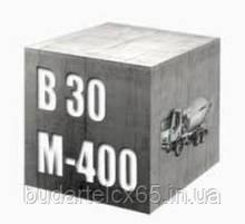 Бетон В30 М 400)