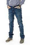 Джинсы Franco Benussi 20-152 темно-синие 36 рост, фото 2