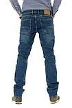 Джинсы Franco Benussi 20-152 темно-синие 36 рост, фото 7