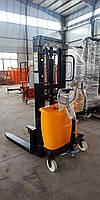 Штабелер напівелектричний Euro Craft 2000кг (135Аh)
