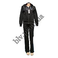 Трикотажный женский спортивный костюм под резинку FZ9418, фото 1