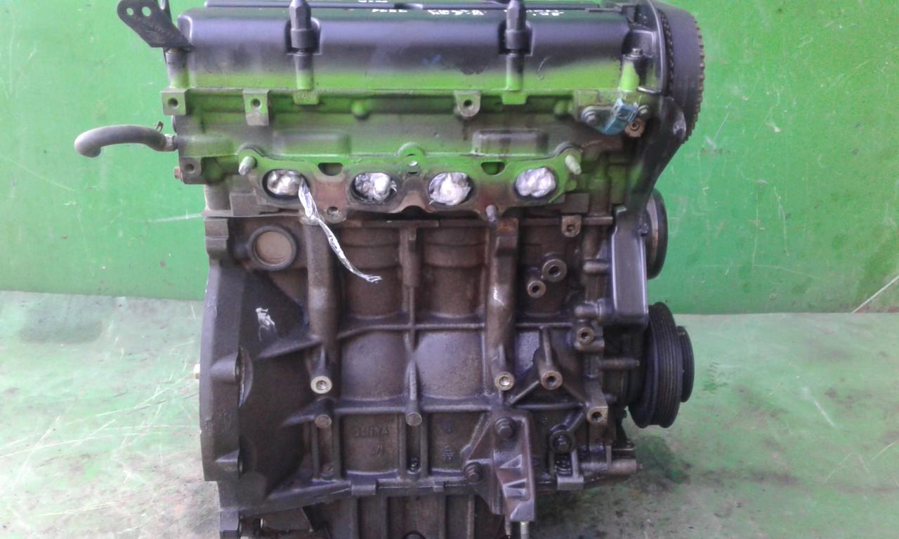 Б/у двигатель для Ford Fiesta MK V, VI, VII, Fusion, Mazda 2, 1.25 B 16 V FUJB 4K58898