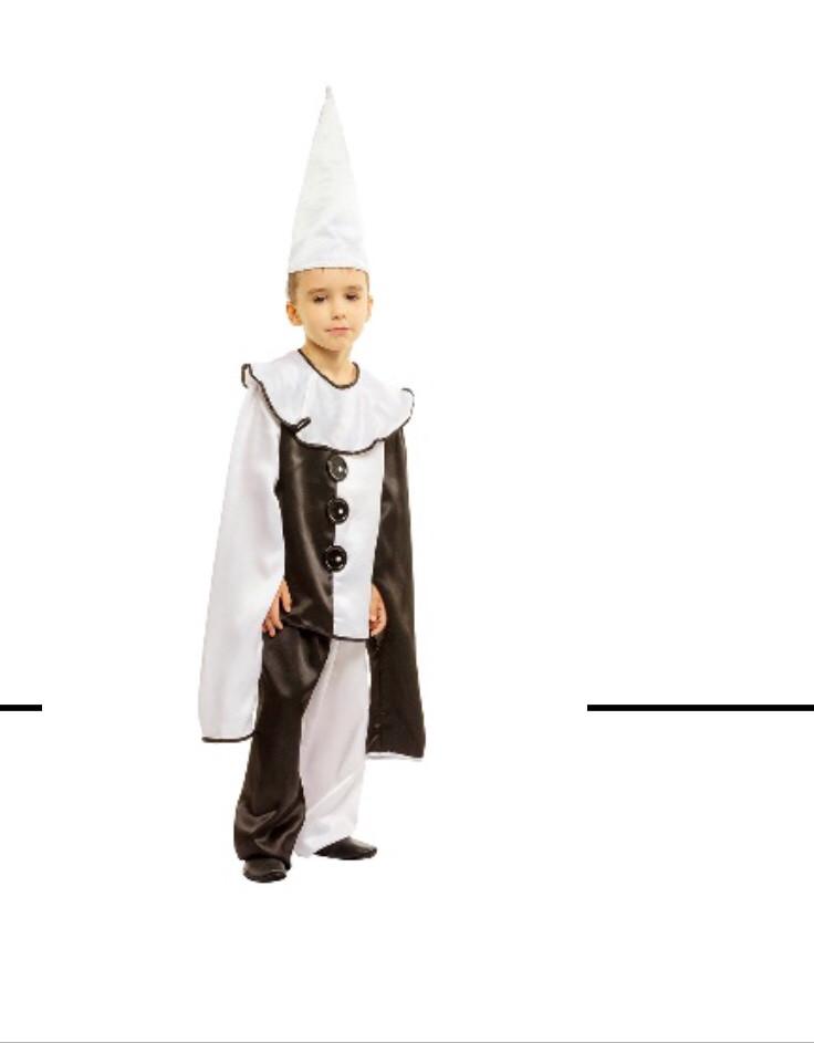 Карнавальный костюм Пъеро
