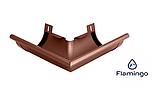 Металева водостічна система Flamingo, система 125/90, фото 6