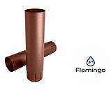 Металева водостічна система Flamingo, система 125/90, фото 7