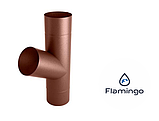 Металева водостічна система Flamingo, система 125/90, фото 9