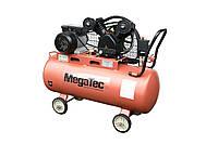 Воздушный компрессор 100л MegaTec STARAIR 100/210, фото 1