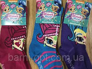 Шкарпетки для дівчаток Shimmer & Shine ,в наявності 23/26, 27/30,31-34 рр, фото 2